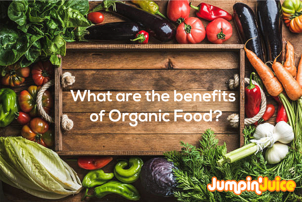 What are the Benefits of Organic Food?