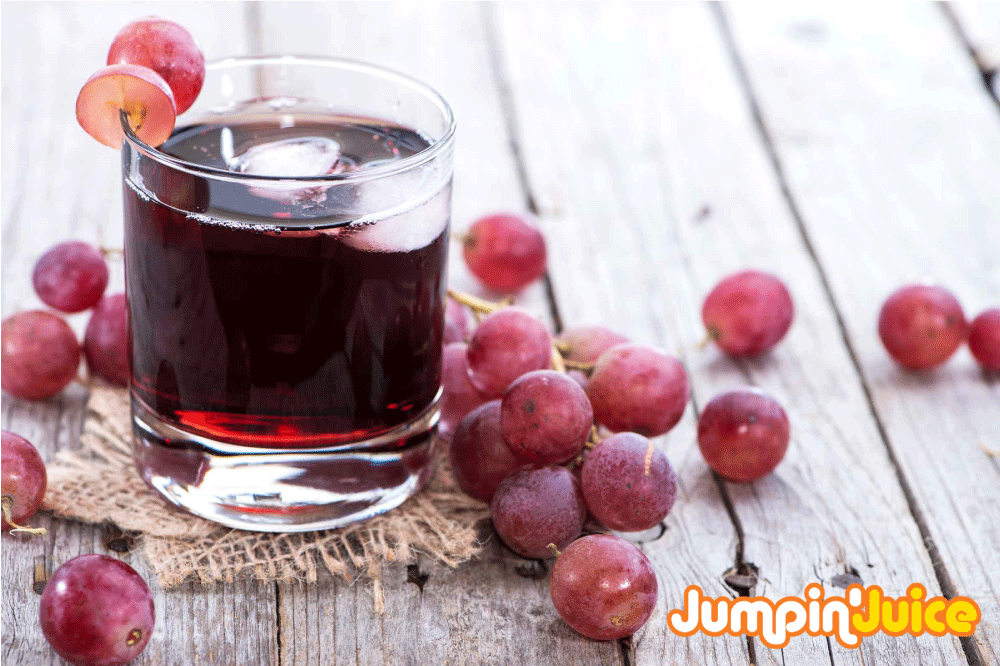 Health and Skin benefits of Grapes Juice